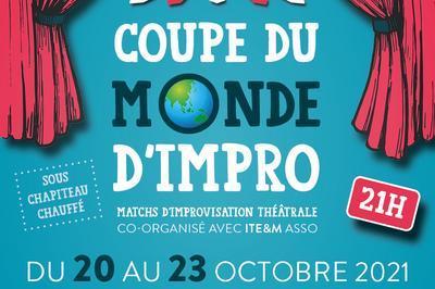 Coupe du monde d'impro à Pont de Barret