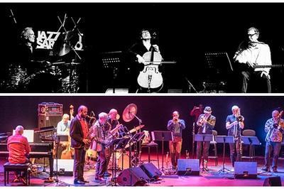 Courtois & Greaves & Nauseef et Brotherhood Heritage - Festival Jazzèbre à Perpignan