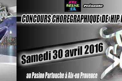 Cré Scène 13 1ère école spécialisée en danse HIP HOP à Marseille