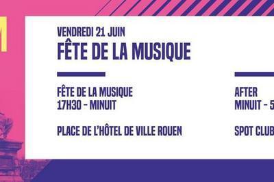 Cream Flesh | Fête de la Musique  à Rouen