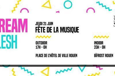 Cream Flesh (outdoor & Indoor) à Rouen
