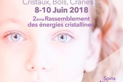 Cristal célébration 2018