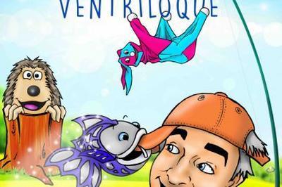 Crok'Pieds et le ventriloque à Le Puy en Velay