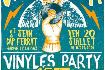 Crossover Summer - Vinyl Party à Saint Jean Cap Ferrat