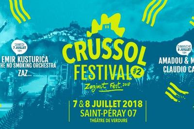 Crussol Festival 2018