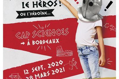 Gladiateur, l'expo dont vous êtes le héros ou l'héroïne ! à Bordeaux