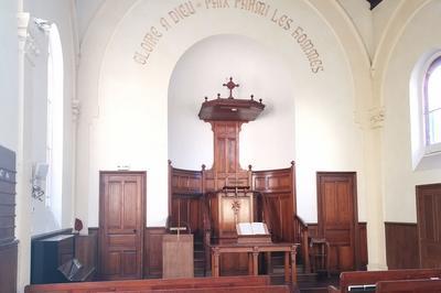 Culte Le Protestantisme Et La Diaconie à Boulogne Billancourt