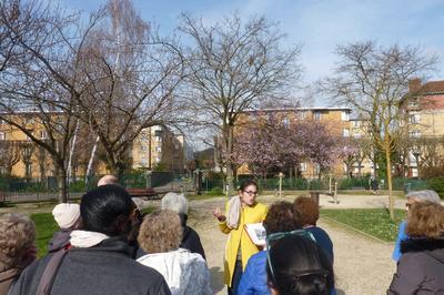 Curcuit Commenté À La Cité-jardins De Suresnes