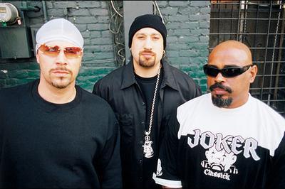 Cypress Hill à Paris 19ème