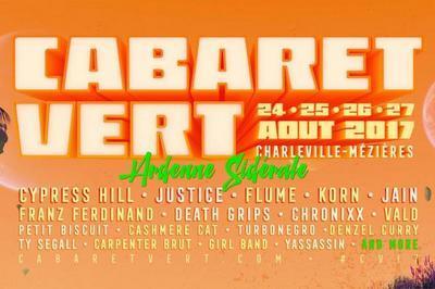 Cypress Hill, Flume, Chronixx à Charleville Mezieres