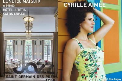 Cyrille Aimée à Paris 6ème
