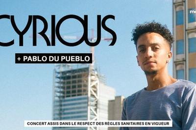 Cyrious et Pablo du Pueblo - Salle Léo Ferré à Lyon