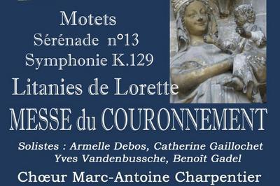 Mozart - Choeur Marc-Antoine Charpentier à Sens