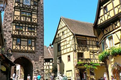 Découvrez Le Dolder Au Travers D'une Visite Guidée à Riquewihr