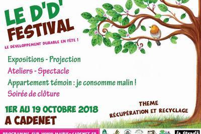 D'D' Festival - Le Développement Durable en fête ! 2018