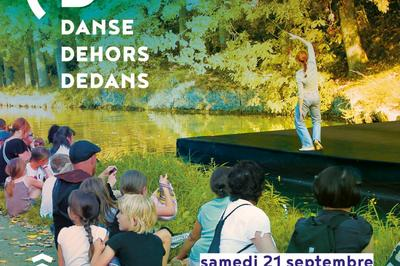 3D Danse Dehors Dedans à Tremblay en France