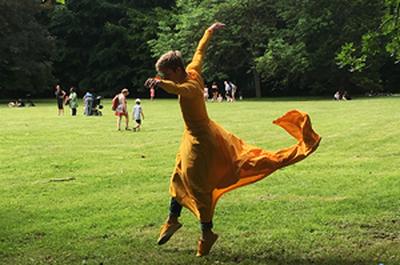 3D Danse Dehors Dedans - ouverture de saison à Tremblay en France