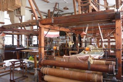 D'un atelier à l'autre : visite de la Maison des Canuts & de l'atelier Mattelon à Lyon