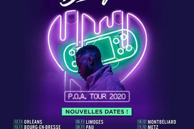 Dadju - dates initialement prévues en mars à Marseille