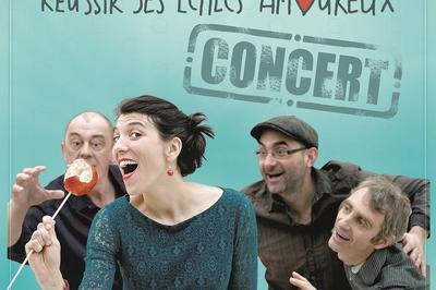 Concert de Dalele à la Claranda à Serres