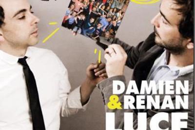 Damien Et Renan Luce à Bourges