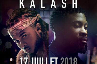 Damso & Kalash à Vienne