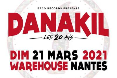Danakil à Nantes
