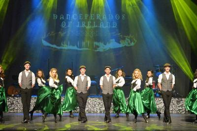 Danceperados Of Ireland à Albert