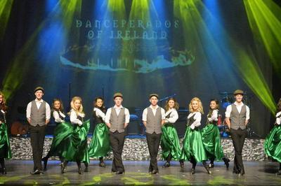 Danceperados Of Ireland à Angers