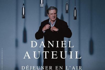 Daniel Auteuil à Paris 18ème