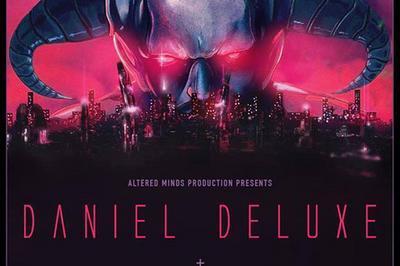 Daniel Deluxe + Elevn + Mades à Paris 11ème