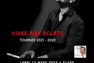 Daniel Levi - Tournée Vivre Aux éclats à Paris 9ème