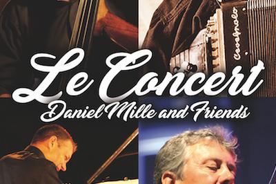 Daniel Mille & Friends Exceptionnel... jazz créations à Grenoble