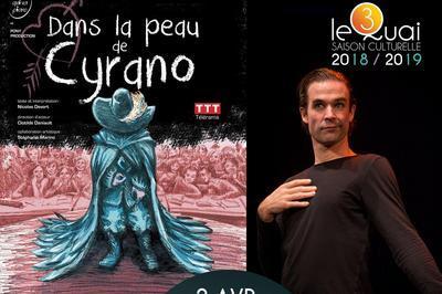 Dans La Peau De Cyrano à Le Pecq