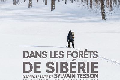 Dans les forêts de Sibérie à Paris 6ème