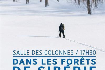 Dans Les Forêts De Sibérie à Avignon