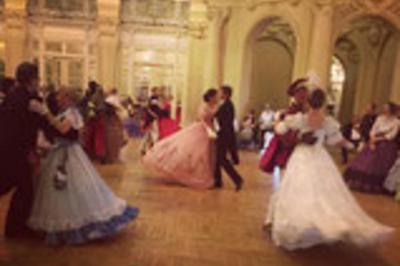 Danse D'époque Au Musée Des Beaux-arts à Bordeaux