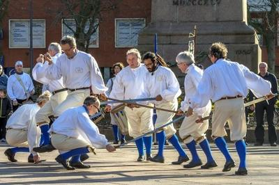 Danses D'épées De Flandre à Dunkerque