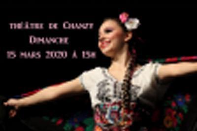 Danses Slaves Avec La Cie Korishki à Angers