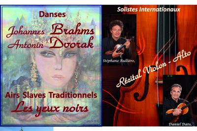 Danses Viennoises et Slaves à Versailles