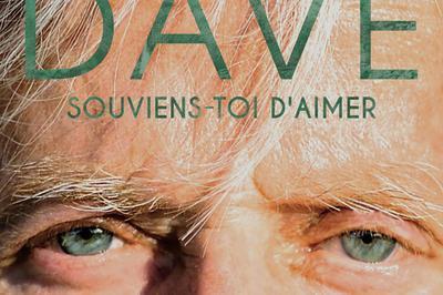 Dave - report à Saint Etienne