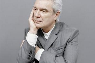 David Byrne à Paris 19ème