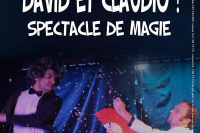 David Et Claudio à Grenoble
