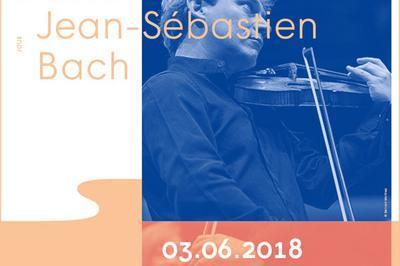 David Grimal Joue Bach à Boulogne Billancourt