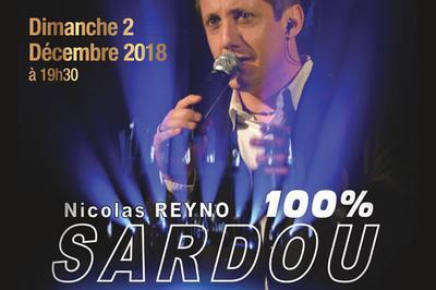 DÃzner Concert : 100% Sardou à Challes les Eaux