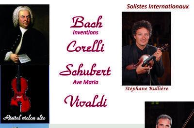 De Bach à Schubert à Chantilly