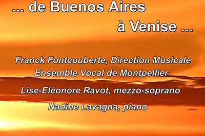 De Buenos Aires ... à Venise ... à Nyons