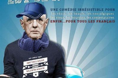 De Gaulle Est De Retour à Morcenx