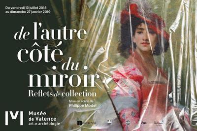 De l'autre côté du miroir - Reflets de collection à Valence