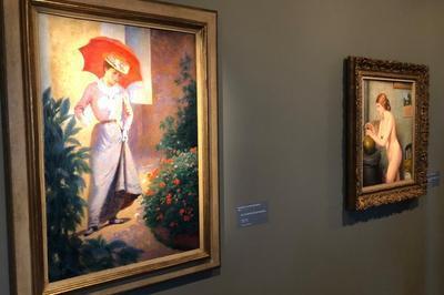 De L'impressionnisme à Bonnard Et Picasso. Collection Nahmad à Le Cannet